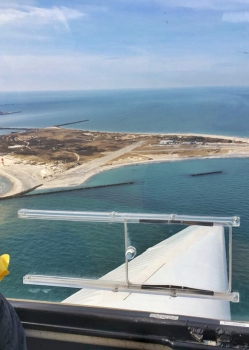 Tagestrip nach Helgoland … mit dem Flugzeug kein Problem!