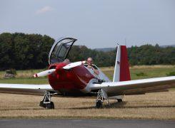 Vom Fußgänger zum Motorflieger … ein persönlicher Blogeintrag eines Vereinsmitgliedes (Teil 1 – zum A-Flug)